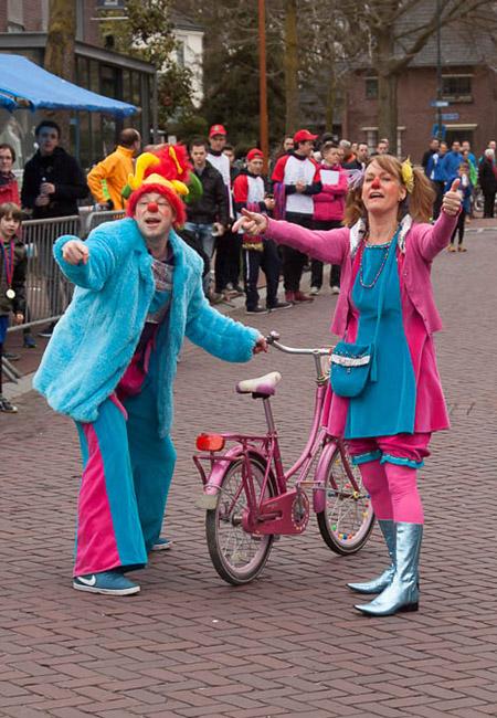 Clown Bob & Belle